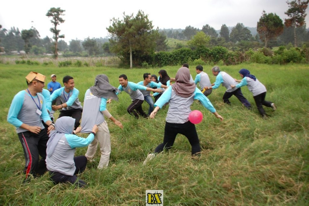 Outbound Pangalengan, Program rekreasi
