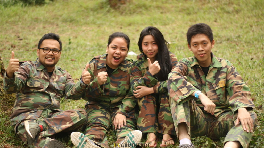Paintball Cikole Lembang Bandung Paintball Marker Ataupun Paintball Gun